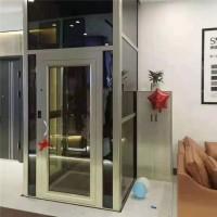 自建房小型家用室内外观光电梯
